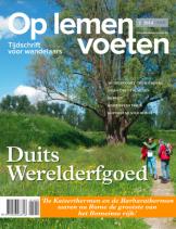 Cover Op Lemen Voeten juni 2014
